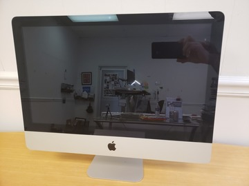 Selling Products: Apple iMac Computer