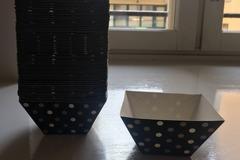 Ilmoitus: Paperiset karkkiastiat x 65