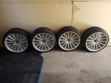 Selling: Gianelle wheels