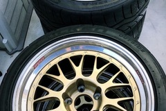 "Selling:  BBS Motorsport E88 ""open face pocket"""