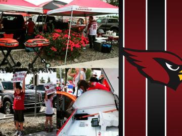 Paid Events: PRO FOOTBALL: Cardinals VS Falcons