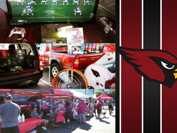 Paid Events: PRO FOOTBALL: Cardinals VS Rams