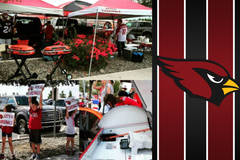 Paid Events: PRO FOOTBALL: Cardinals VS Browns