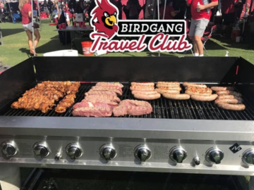 Paid Events: Arizona Birdgang NFL Tailgate Cardinals / Rams 12/01