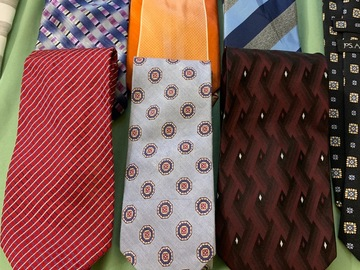 Buy Now: (70) Men Designer Ties - Michael kors, PSA Bank, Express