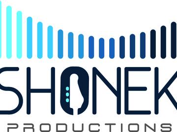 Accept Deposits Online: Shonek Productions