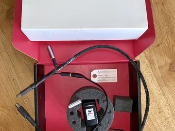 Vente: CABLE USB SYNERGISTIC RESEARCH ACTIVE SE  douilles Cuivre/Argent