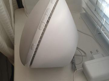 Myydään: Sun-Light Alarm lamp (reserved)