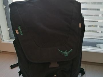 Myydään: backpack Osprey