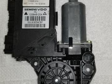 Selling with online payment: 03 Audi A4 Window Regulator Motor #8E0-959-801E (Left Back Door)
