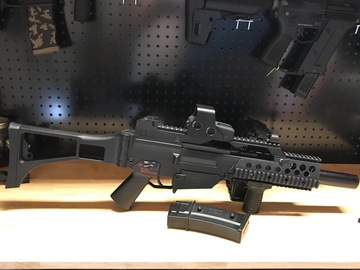 Selling: Umarex H&K G36C Elite Airsoft AEG EBB Rifle