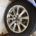 Selling: OEM Mazda 6 Sport Wheel and Tire Package - 3k miles