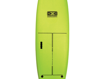 "Weekly Rate: Surf School Softboard 6ft6"""
