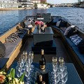 "Rent per 1,5 hour: Open boat ""Majestic"" Max.36 people"
