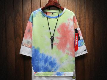 Vente avec paiement en ligne: T-Shirt hommes Harajuku Streetwear mode drôle T-Shirt hommes