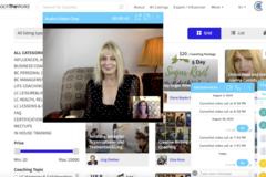 Website Announcement: Influencer Marketing Platform