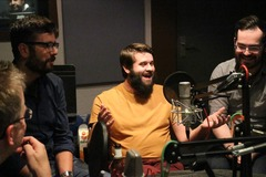 Rent Podcast Studio: Round-Table Podcast Studio For Hire In Reading UK