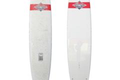 Daily Rate: All-round Longboard 4567 Model Classic Malibu Demo