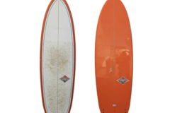 Daily Rate: Classic Malibu 7ft  Easy Rider Funboard