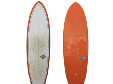 Weekly Rate: Classic Malibu 7ft Easy Rider Funboard