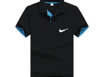 Vente avec paiement en ligne: Homme d'affaires décontracté Polo chemise marque vêtements