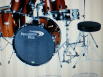 Music: DrumSet  percussionist