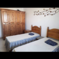 Rooms for rent: A double bedroom with terrace