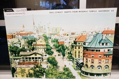 Produkte Verkaufen: Historic Bull Street Savannah Photo