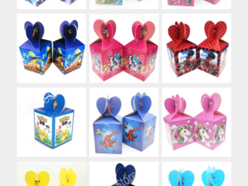 Gifts: Candy Gift Box