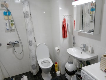 Annetaan vuokralle: Brand new 3 rooms furnished apartment 30.9.19-15.02.20