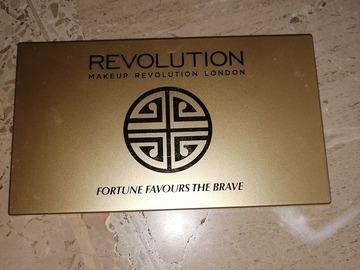 Venta: Paleta fortune de makeup revolution