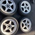 Selling: Work wheels