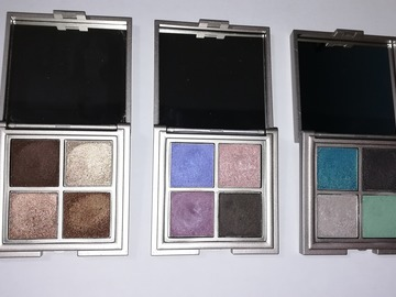 Venta: Pack - 3 quads de KIKO Color Seduction