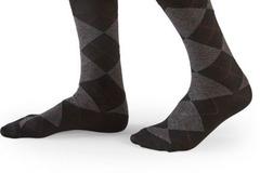 Buy Now: Essentials Men's Patterned Dress Socks