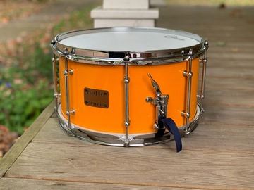VIP Members' Sales Only: Bello Fat Boy Orange Snare *New*