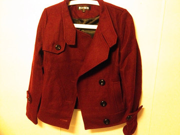 Selling: woolen coat