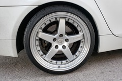 Selling: Hamann HM2 staggered with excellent tires.