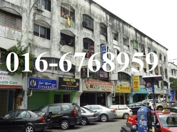 For sale: Pandan Jaya 4 storey shop