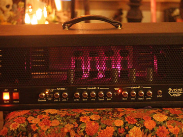 Renting out: Crate Blue Voodoo 120 Watt Tube Head