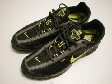 Myydään: Nike men's running shoes, size 45 NEW CONDITION