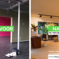 Click voor info: [REALISATIE] No Nonsense Design | Make-over Commercieel pand
