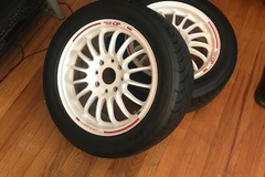Selling: Sprint Hart CPF with tires