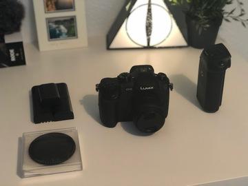 Vermieten: Panasonic GH5 + Lens + Akkugrip + mehr