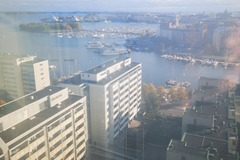 Vuokrataan: Your Merihaka Sky HQ - 16th floor - 360° Views