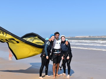 Course & Accomodation: 4 Days beginners Kitesurfing Camp in Essaouira, Morocco