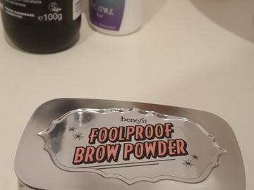 Venta: Foolproof brow powder Benefit
