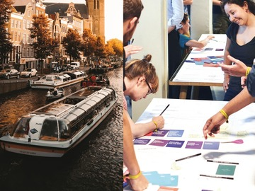 Huur per persoon: AI Design Sprint On A Boat