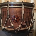 "Question: JW Pepper 14"" Vintage Rope Tension Drum"