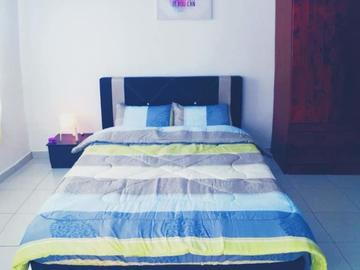 For rent (month): Comfortable Room at Putra Heights, Subang Jaya with Wi-Fi