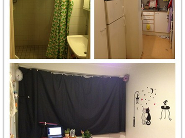 Renting out: AVAILABLE: furnitured female room Helsinki Feb-Jun
